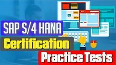 SAP S/4HANA Production Planning and Manu. Practice Tests