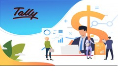 [Free] Tally ERP 9 with GST –  A step by step Mastery Course 2020