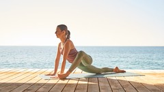Yin Yoga for Flexibility & Stress Relief