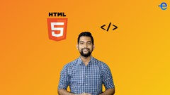 [Free] HTML5 – From Basics to Advanced level (2021)
