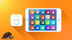 Learn to make 20 apps in iOS 8. Learn Swift today!