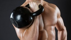 Build a strong body fast! Kettlebell workout for beginners