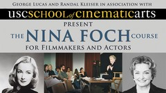 Directing the Actor: A USC course with Nina Foch