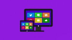 Beginners Microsoft Windows 8 Tutorial Video
