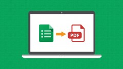 Convert Forms to Online Forms that Automatically Email a PDF