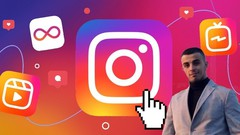 [Free] Instagram Marketing 2021: Growth and Promotion on Instagram
