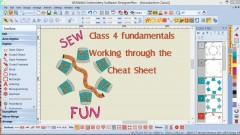 #04: Bernina Software 7 Master the Fundamentals: Cheat Sheet