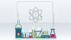 The Collection of 3D Digital Content for CHEMISTRY PART-1