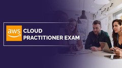 [Free] AWS Certified Cloud Practitioner: 6 Full Practice Exams 2021