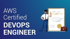 [Free] AWS Certified DevOps Engineer Professional | Practice Exams