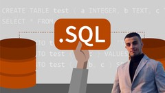 [Free] SQL- The Complete Introduction to SQL programming