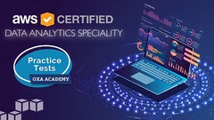 [Free] AWS Certified Data Analytics – Specialty Practice Tests 2021