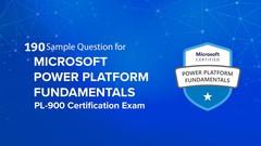 [Free] Microsoft Power Platform Fundamentals PL-900 Practice Exams