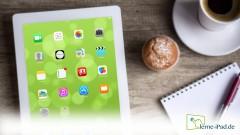 iPad von A-Z: Lernen Sie die Grundlagen im Handumdrehen.
