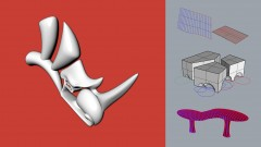 Model complex 3D architectural geometry with Rhinoceros | Udemy