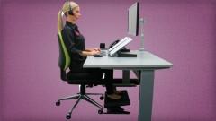 Aprenda como mejorar su postura para la vida laboral