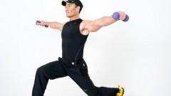 Beginner's Full Body Workout with Dumbbells