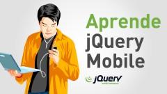 Imágen de Aprende jQuery Mobile