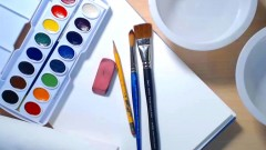 Watercolor Painting for Children with Cynthia Parsons