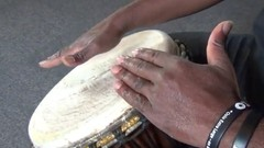 How to play Djembe, Drums & Rhythm. Level 2