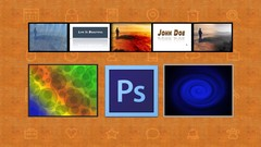 Learn Photoshop : Basics to Advanced (13 projects included)