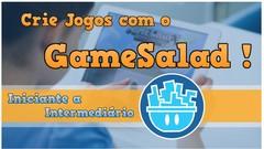 Crie jogos com o GameSalad!