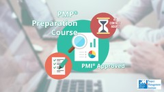 PMP® 6th Edition Preparation - REP Approved 35 Contact Hours