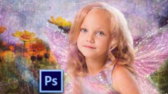 Photoshop Tutorials: Turn Family Photos Into Art
