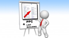 Learn how to use pay per click ads for easy list building