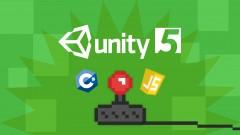 Unity 5 + Javascript + C#: Complete Course