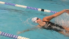 """Learn to swim backstroke with the """"WEST"""" swimming technique"""