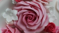 How to make sugar craft roses