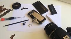 Curso conserto celular iPhone 4
