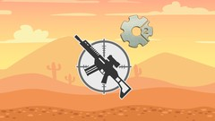 Learn Construct 2:   Creating a top-down shooter in HTML5!