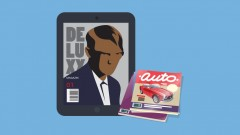 How To Make A Magazine - Create an Apple Newsstand Magazine