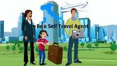 Save on travel! Be a Self Travel Agent.