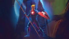 Illustrate Your Own Superhero using Corel Painter