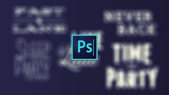 mastering text and type in photoshop cc