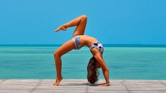 Yoga - Asanas and Pranayama
