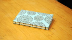 Bookbinding: Make a Coptic Stitch Book