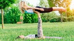 Acro Yoga For Beginners