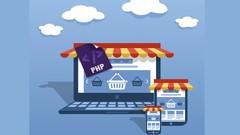"""Curso de programación Web con PHP: """"Crea tu Tienda Online""""."""
