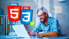 Complete HTML5 and CSS3 Course +1 Start to Finish Project