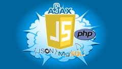 JavaScript AJAX PHP mySQL create a Dynamic web Form project