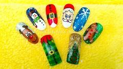 Decídete a emprender: Aprende decoración Navideña para uñas