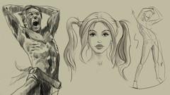 Netcurso-anatomy-for-figure-drawing-and-comics
