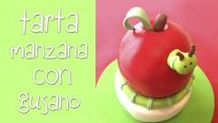 Curso Aprende a Elaborar una Tarta en forma de Manzana con Gusano