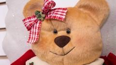 Muñequería navideña: Osa Navideña
