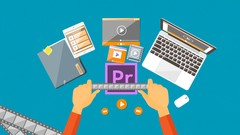 Learn to Edit Video w/ Adobe Premiere Pro in 10 Easy Lessons