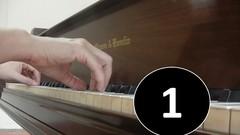 Aprendiendo Piano: Tocando piezas populares Vol.I